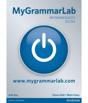 Підручник MyGrammarLab Intermediate With Key and MyLab Pack