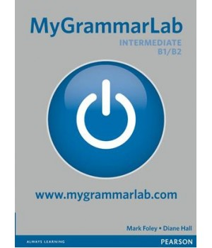 Підручник MyGrammarLab Intermediate Without Key and MyLab Pack