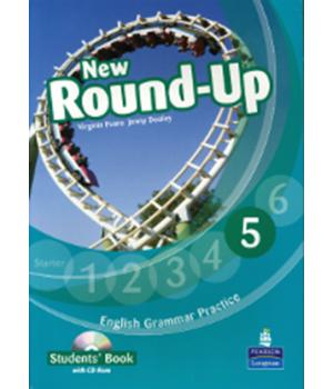 Підручник New Round-Up Grammar Practice Level 5 Student Book + CD-ROM
