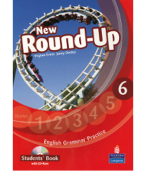 Підручник New Round-Up Grammar Practice Level 6 Student Book + CD-ROM