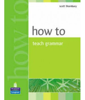Книга для вчителя How to Teach Grammar