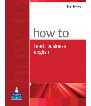 Книга для вчителя How to Teach Business English