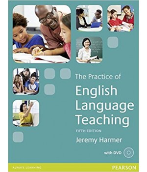 Книга для вчителя The Practice of English Language Teaching Book and DVD Pack
