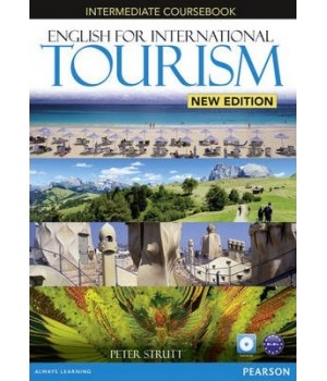Учебник English for International Tourism Intermediate New Edition Coursebook and DVD-ROM Pack