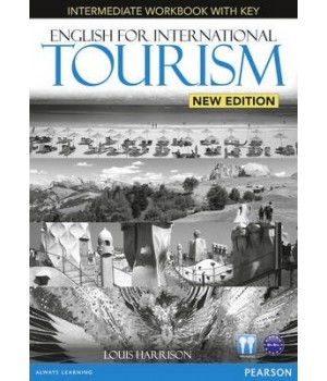 Рабочая тетрадь English for International Tourism Intermediate New Edition Workbook with Key and Audio CD Pack