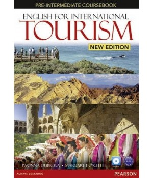 Учебник English for International Tourism Pre-Intermediate New Edition Coursebook and DVD-ROM Pack