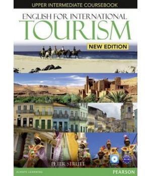 Учебник English for International Tourism Upper Intermediate New Edition Coursebook and DVD-ROM Pack
