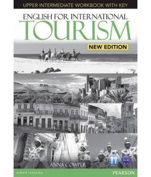 Рабочая тетрадь English for International Tourism Upper Intermediate New Edition Workbook with Key and Audio CD Pack