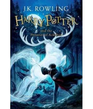 Книга для читання Harry Potter 3 Prisoner of Azkaban Paperback