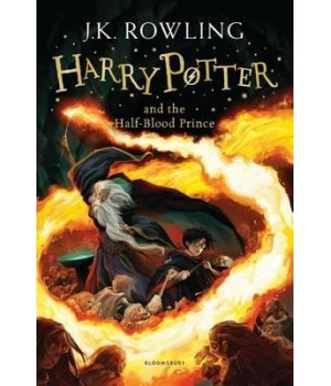 Книга для чтения Harry Potter 6 Half Blood Prince Paperback