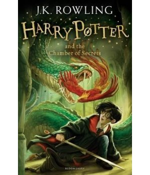 Книга для чтения Harry Potter 2 Chamber of Secrets Hardcover
