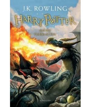 Книга для читання Harry Potter 4 Goblet of Fire Hardcover