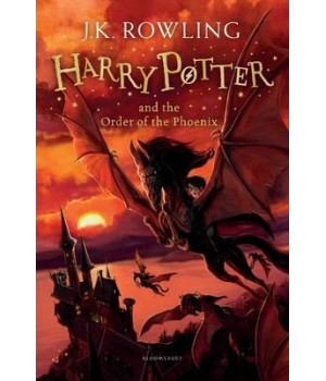 Книга для читання Harry Potter 5 Order of the Phoenix Hardcover