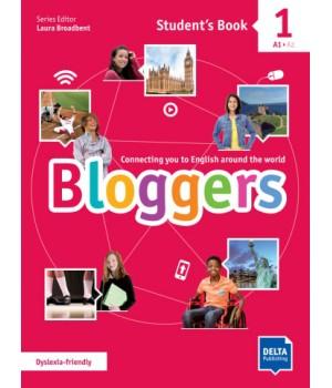 Підручник Bloggers 1 Student's Book