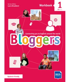 Робочий зошит Bloggers 1 Workbook