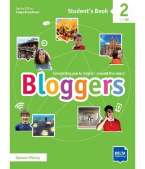 Підручник Bloggers 2 Student's Book