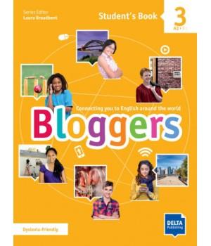 Підручник Bloggers 3 Student's Book