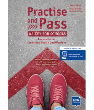 Підручник Practise and Pass A2 Key for Schools