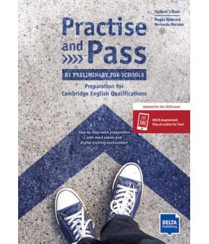 Підручник Practise and Pass B1 Preliminary for Schools