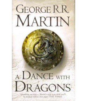 A Song of Ice and Fire Book 5: A Dance with Dragons Hardcover