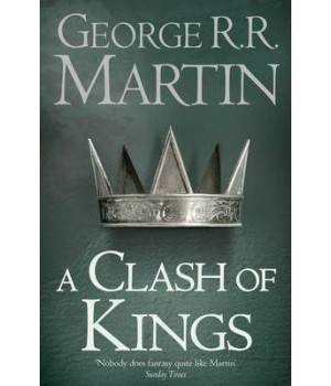 A Song of Ice and Fire Book 2: Clash of Kings Paperback