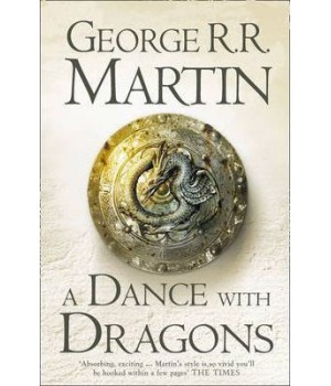 A Song of Ice and Fire Book 5: A Dance with Dragons Paperback