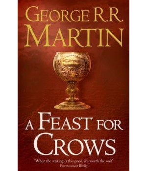 A Song of Ice and Fire Book 4: A Feast for Crows Paperback