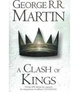 A Song of Ice and Fire Book 2: Clash of Kings Hardcover