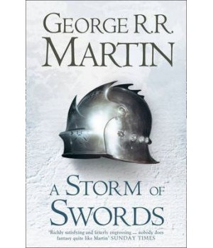 A Song of Ice and Fire Book 3: A Storm of Swords Hardcover