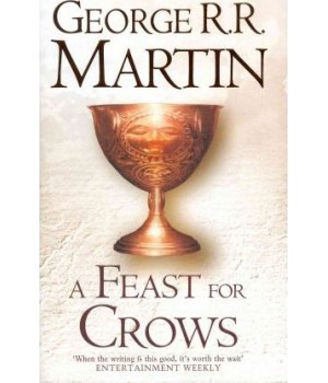 A Song of Ice and Fire Book 4: A Feast for Crows Hardcover