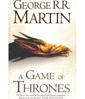 A Song of Ice and Fire Book 1: A Game of Thrones Hardcover