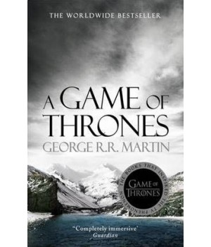 A Song of Ice and Fire Book 1: A Game of Thrones Paperback