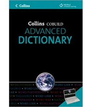 Словник Collins COBUILD Advanced Dictionary Paperback with CD-ROM