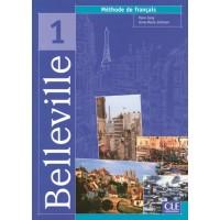 Belleville 1 Livre de l'élève