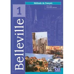 Учебник Belleville 1 Livre de l'élève