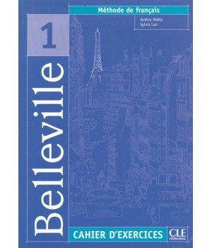 Робочий зошит Belleville 1 Cahier d'exercices