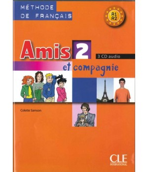 Диски Amis et compagnie 2 CD audio collectifs
