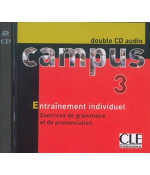 Диск Campus 3 CD Audio individuelle