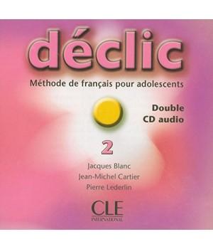 Диск Déclic 2 CD audio collectifs