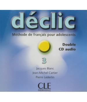 Диск Déclic 3 CD audio collectifs