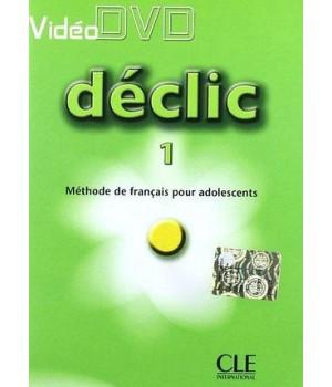 Диск Déclic 1 DVD vidéo