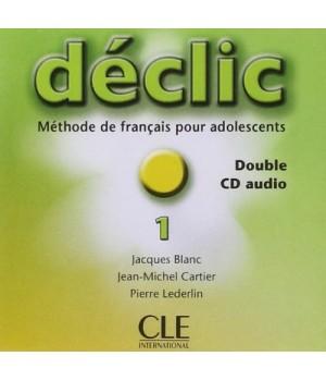 Диск Déclic 1 CD audio collectifs
