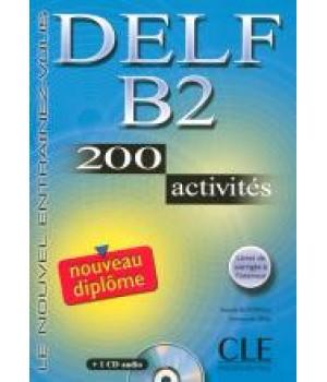 DELF B2 Livre + CD
