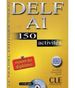DELF A1 Livre + CD