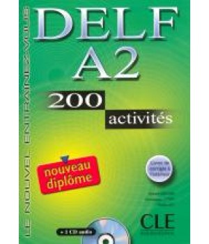 DELF A2 Livre + CD