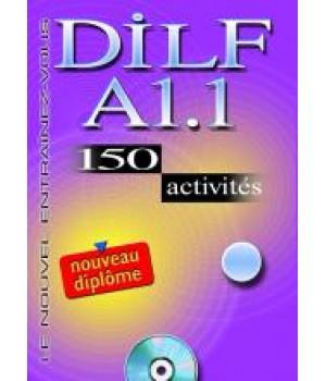 Тести DILF A1.1 Livre + CD