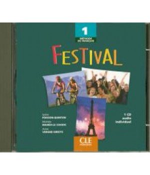 Диск Festival 1 CD audio collectifs