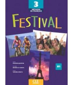 Підручник Festival 3 Livre de l'élève