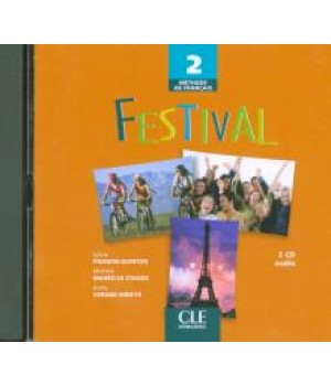 Диск Festival 2 CD audio collectifs