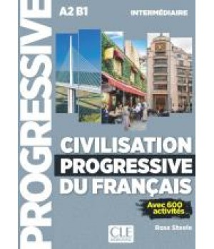 Підручник Civilisation Progressive Du Francais (2e Édition) Intermédiaire Livre